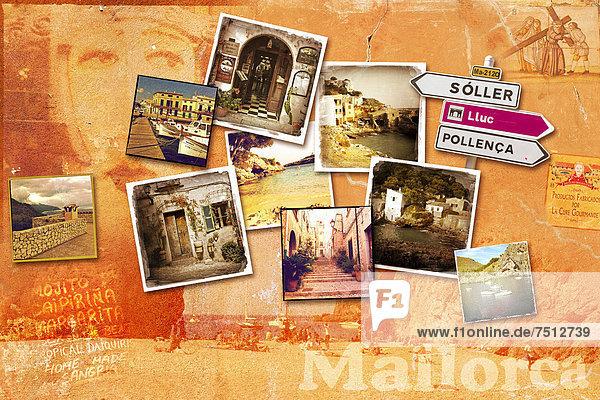 Composing  Mallorca