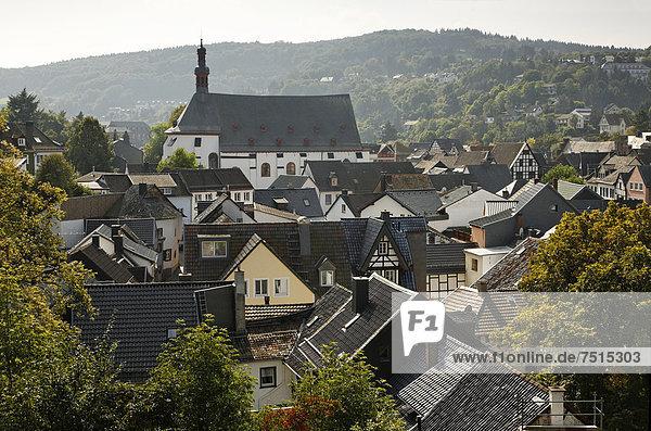 Europa Geschichte Kirche Ortsteil Deutschland Nordrhein-Westfalen Nordrhein-Westfalen
