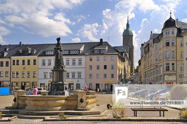 Europa Deutschland Sachsen