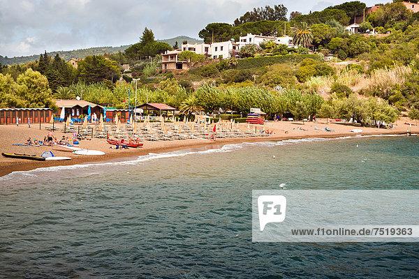 Europa Italien Elba