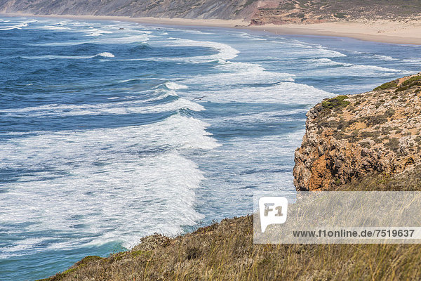 Praia da Bordeira  Carrapateira  Algarve  Westküste  Portugal  Atlantik  Europa
