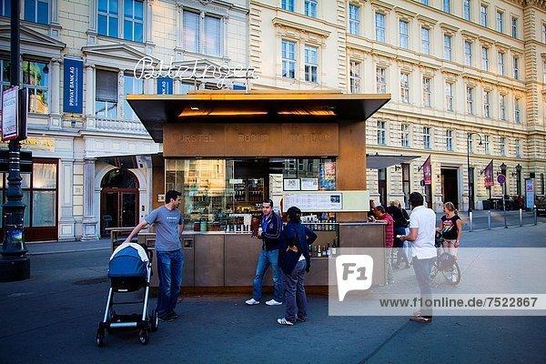 Wien  Hauptstadt  Österreich