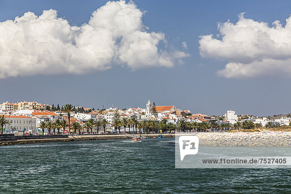 Europa Jachthafen Algarve Lagos Portugal