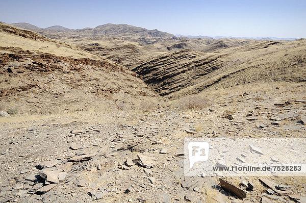 Wüstenlandschaft nahe Kuiseb-Canyon