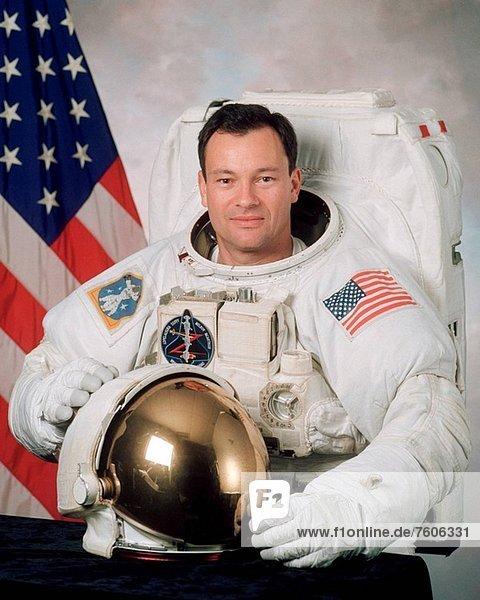 Portrait  Verantwortung  Astronautin
