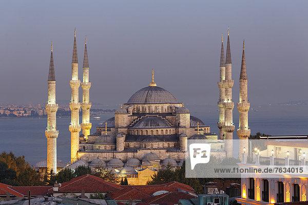 König Abdallah Moschee Blaue Moschee Blaue Moschee Sultan-Ahmet-Moschee Moschee