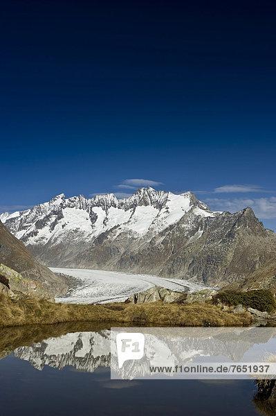 Europa  UNESCO-Welterbe  Bettmeralp  Schweiz