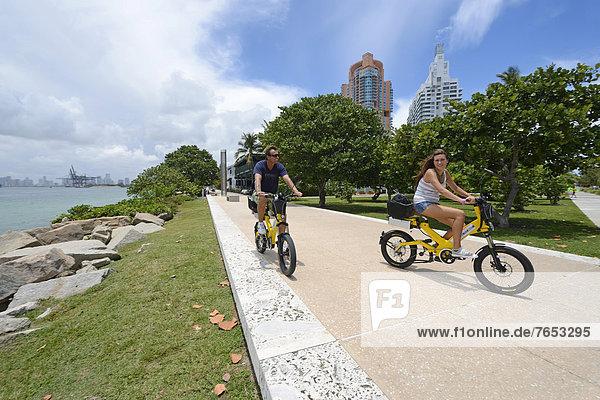 Vereinigte Staaten von Amerika  USA  Florida  Miami  South Beach