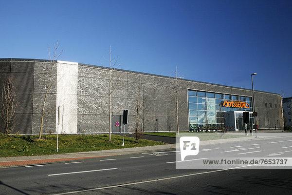 Europa  Gebäude  Köln  Deutschland  Nordrhein-Westfalen