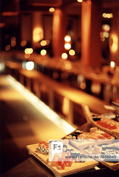Sushi - Restaurant