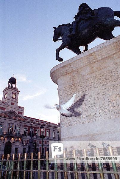 Pürta del Sol - Madrid - Spanien