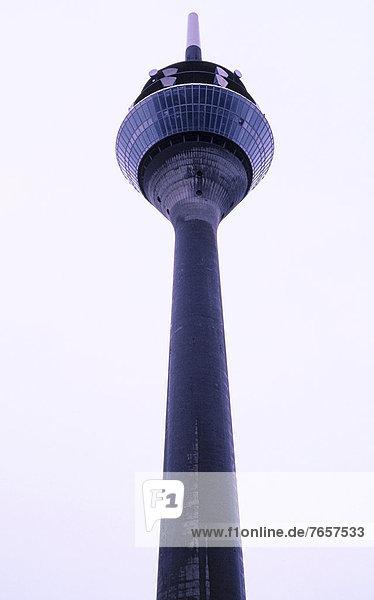 Fernsehturm - Düsseldorf - Nordrhein-Westfalen - Deutschland