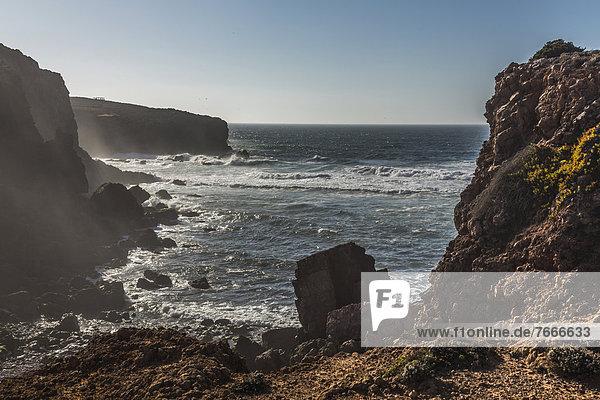 Carrapateira  Algarve  Westküste  Portugal  Atlantik  Europa