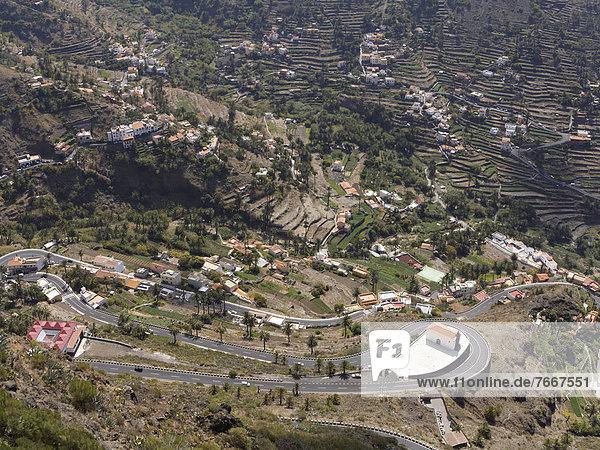Guada  oberes Valle Gran Rey