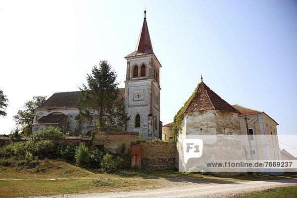 Kirchenburg von Beia