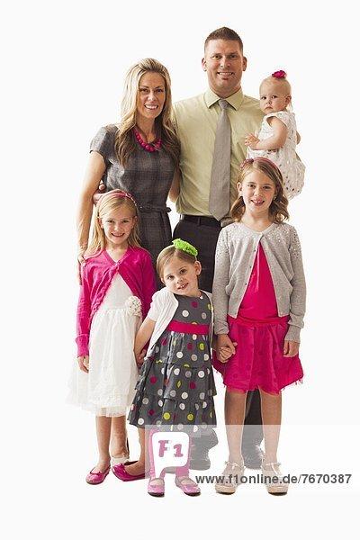 Portrait  4  Tochter  5-9 Jahre  5 bis 9 Jahre  2-3 Jahre  2 bis 3 Jahre