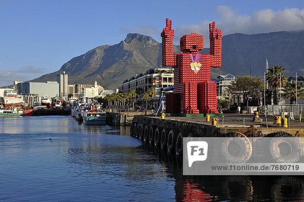Südliches Afrika  Südafrika  Hafen  Afrika  Kapstadt