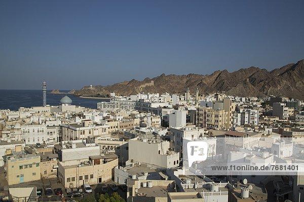 Maskat  Hauptstadt  Naher Osten  Oman