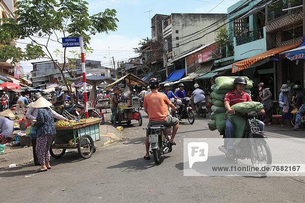 Städtisches Motiv  Städtische Motive  Straßenszene  Straßenszene  Südostasien  Vietnam  Asien