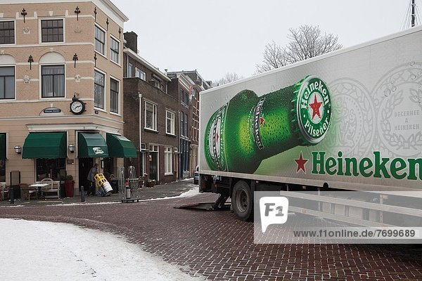 Lastkraftwagen  Niederlande
