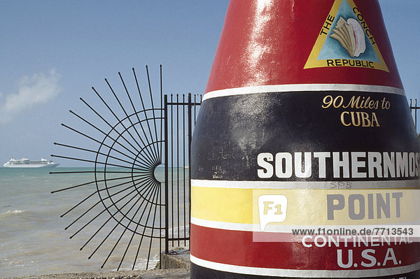 Southernmost Point Of Key West