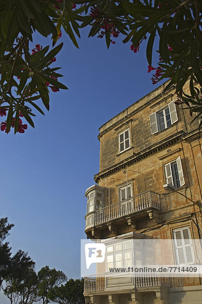 Building In Valletta