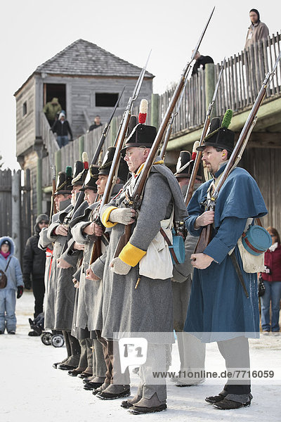 Soldat  Festival  Kostüm - Faschingskostüm  Zeit  britisch  Militär