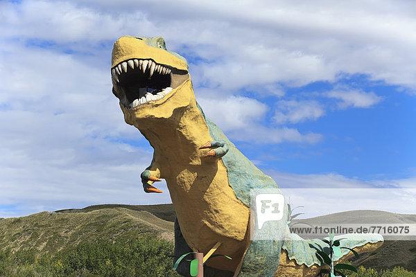 Modell  Dinosaurier