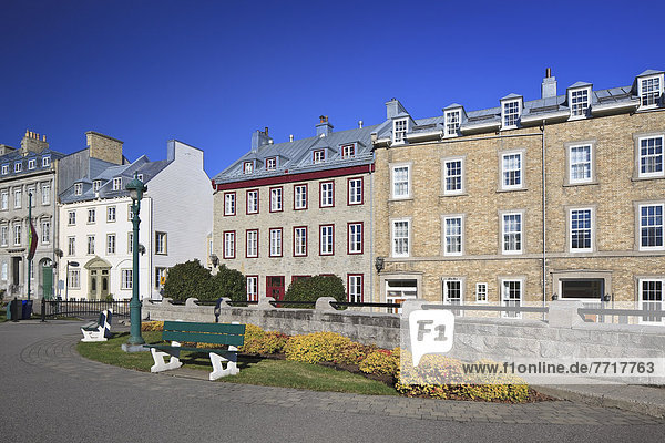 Gebäude  Geschichte  Nachbarschaft  alt  Quebec