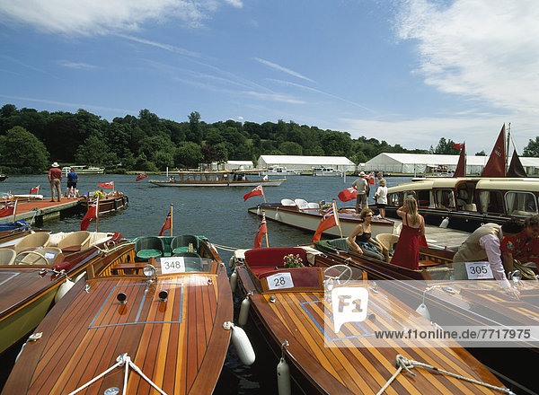 Traditional Rally Of Old Wooden Boats