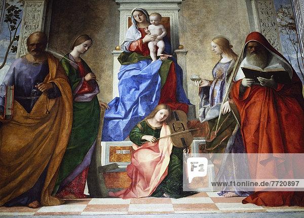 Jungfrau Maria Madonna