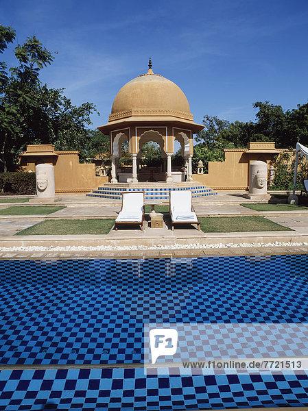 Oberoi Rajvilas Hotel