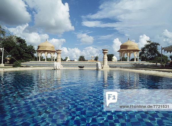 Raj Villas Hotel.