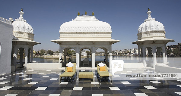 Taj Lake Palace Hotel  Rajasthan  India
