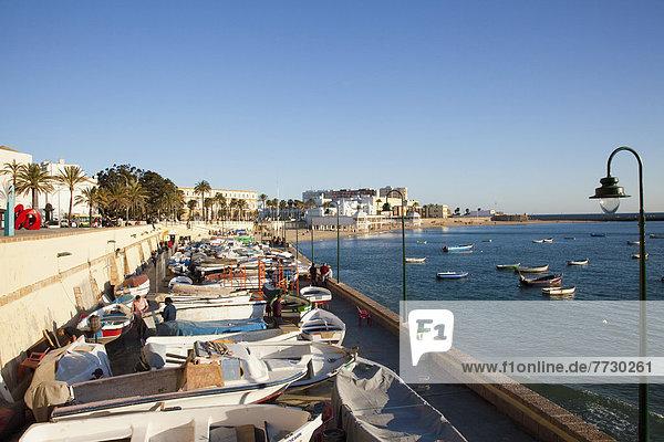 Andalusien  Cadiz  Spanien
