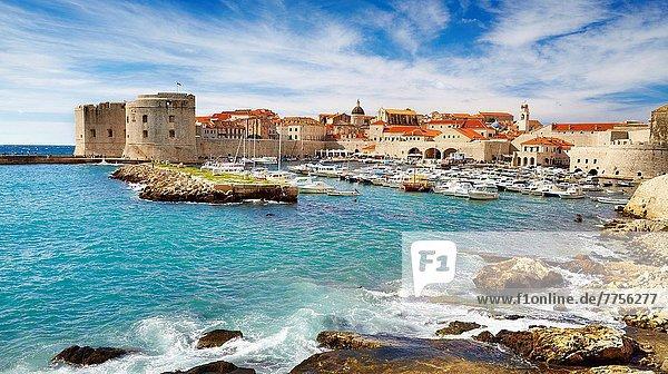 UNESCO-Welterbe  Kroatien  Dalmatien