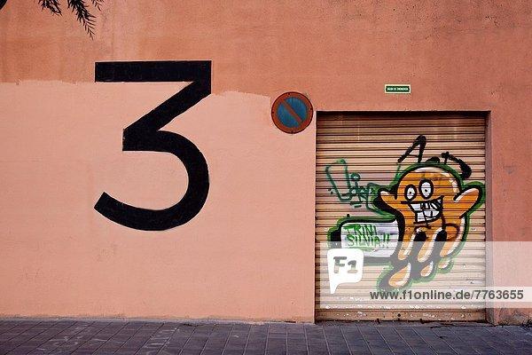 Tür  3  Nummer
