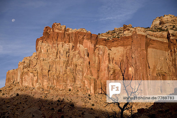 Felsformationen im Capitol-Reef-Nationalpark