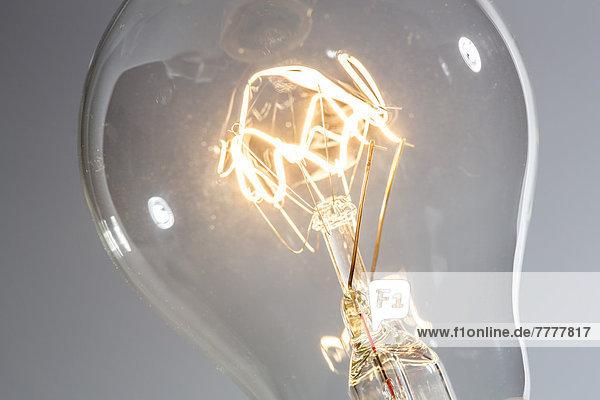 Glühlampe,  100-Watt-Glühbirne
