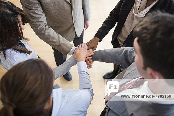Mensch  Menschen  Menschliche Hand  Menschliche Hände  Kreis  Business