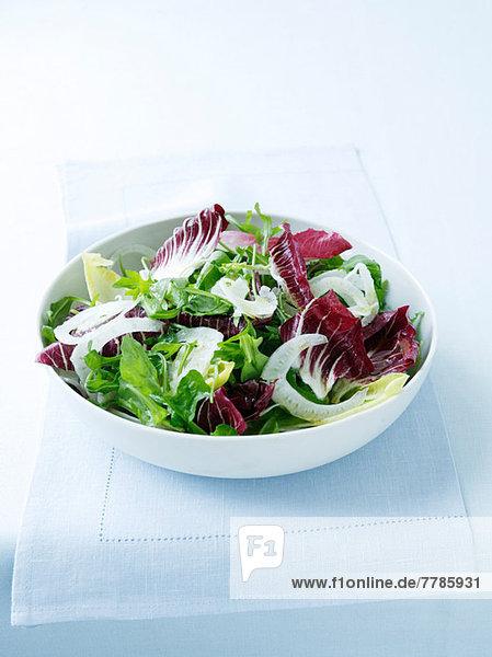 Italienischer Bitterblattsalat