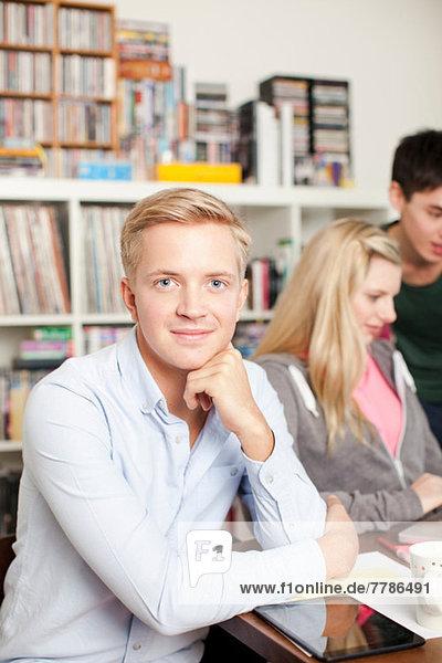 Portrait der Studierenden