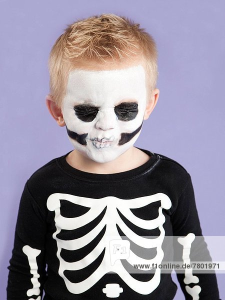 Portrait  Junge - Person  2-3 Jahre  2 bis 3 Jahre  Kostüm - Faschingskostüm  Halloween
