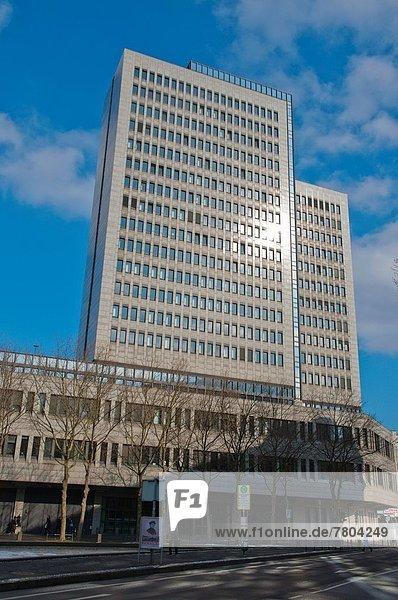 Europa  Gebäude  Großstadt  Geographie  Düsseldorf  Westdeutschland  Westfalen