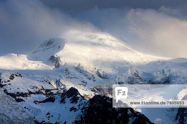 Dôme du Goûter  Mont-Blanc-Massiv