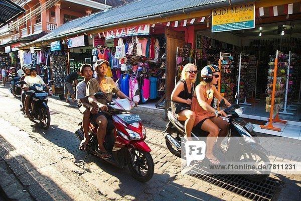 Landstraße  Straße  Mohn  Indonesien