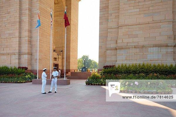 Delhi  Hauptstadt  Indien  Uttar Pradesh