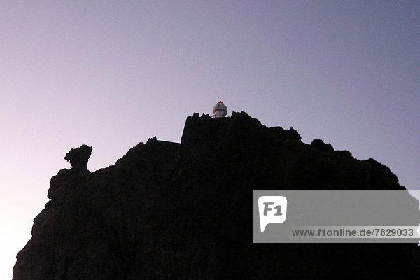 Italy  Europe  Lipari Islands  aeolian  islands  isles  Stromboli  volcano  volcanism  Stromboli  lighthouse  sundown