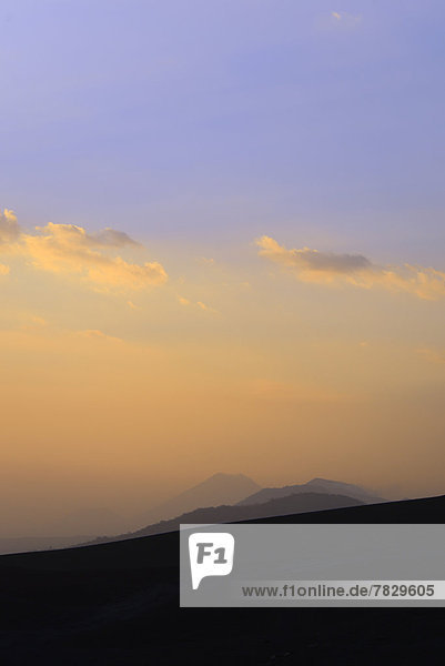 Landschaft  Vulkan  Lava  Mittelamerika  Nicaragua