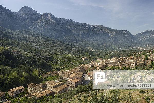 Berg Dorf